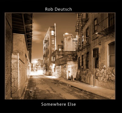 Somewhere Else CD cover